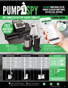 PumpSpy Combo Brochure