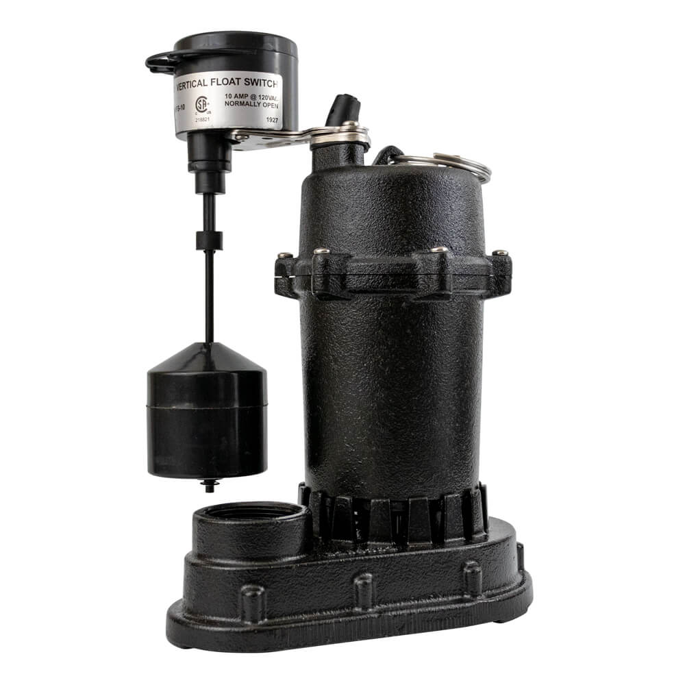 Pitboss Cast Iron Sump Pump