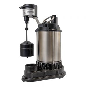 Pitboss Stainless Steel Sump Pump