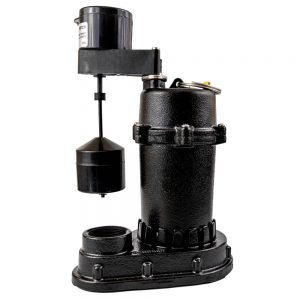 Pitboss Cast-Iron Sump Pump