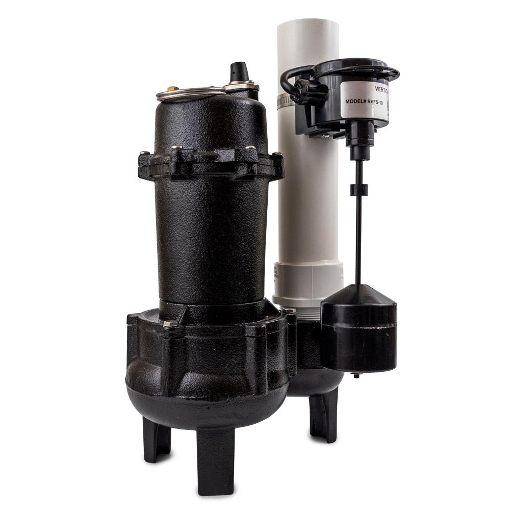 MeanBoss Sewage Pump