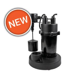 MiniBoss Thermoplastic Sump Pump