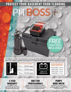 PitBoss Plus Sales Flyer