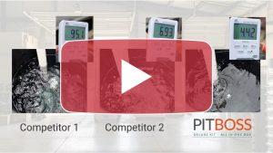 PitBoss Comparison Video